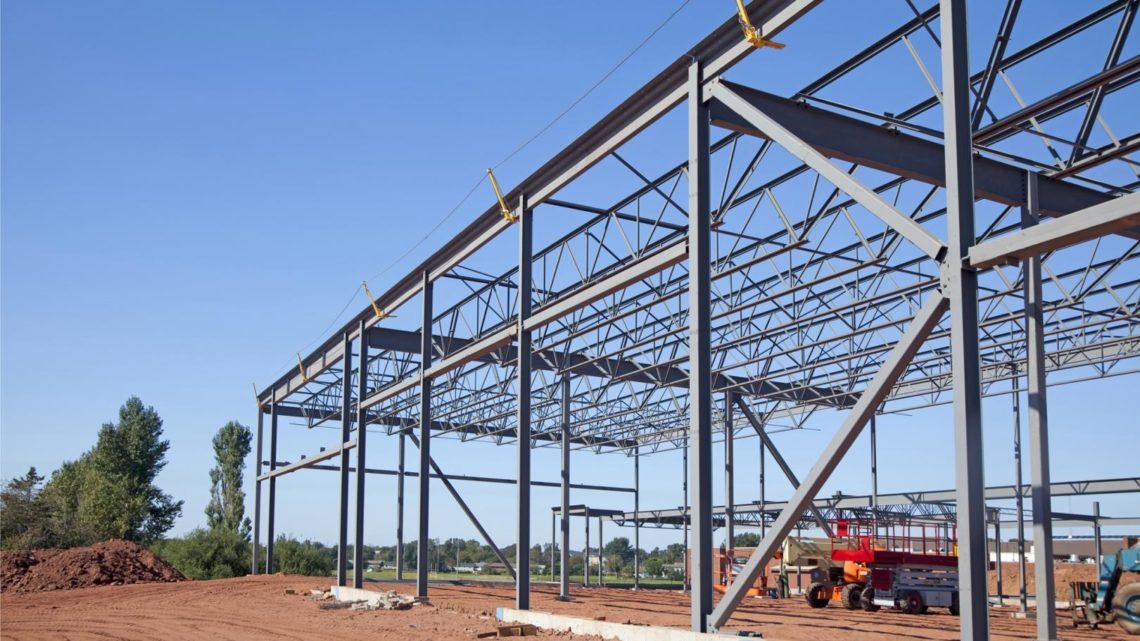 Structure métallique en kit : rapide simple et économique